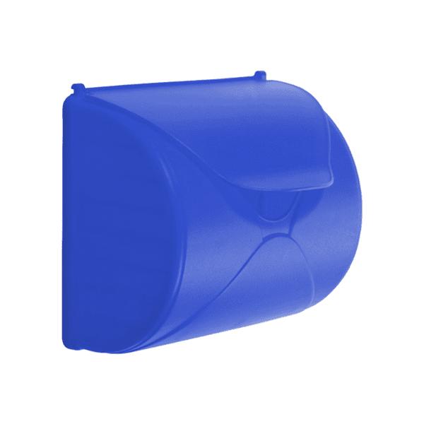 Postkast sinine