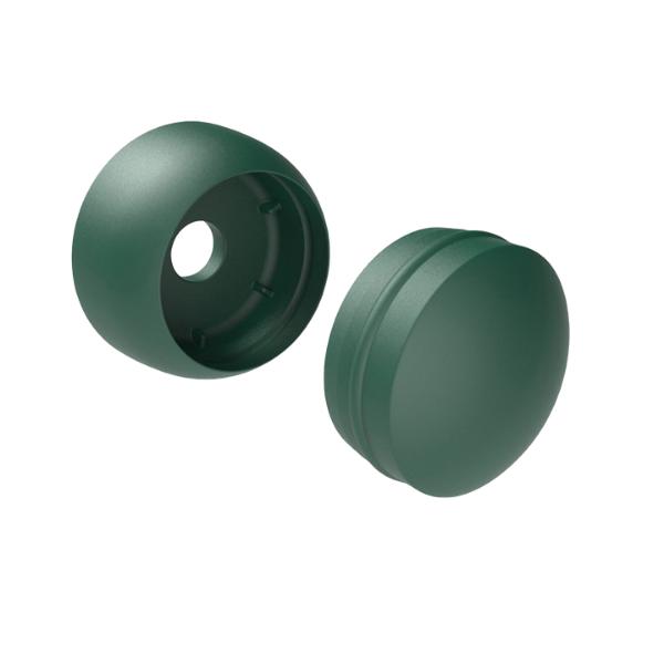 Poldikate puidu peale (poldile Ø 8-10 mm) roheline