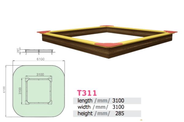 Liivakast suur (TE311)