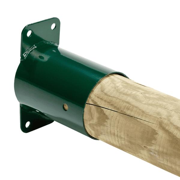 Kiigepuu kinnitus ümarale puidule Ø100