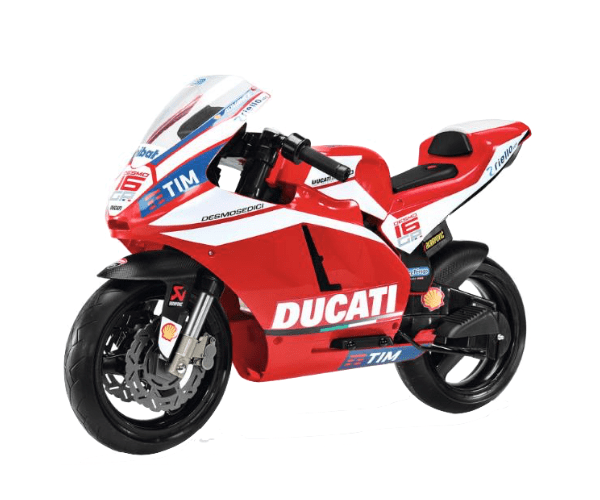 PEG PEREGO® Laste mootorratas akuga 12V Ducati GP