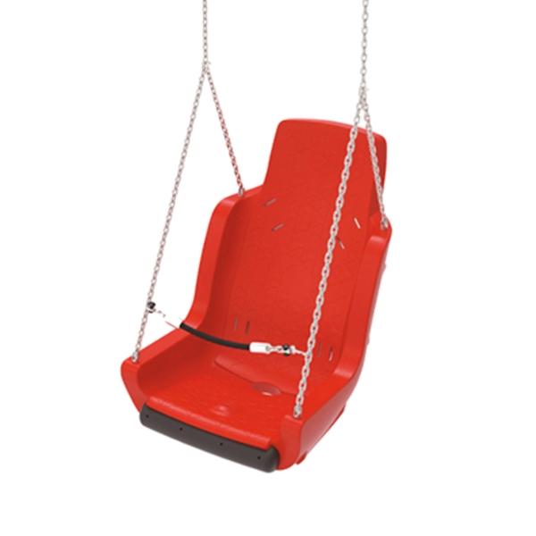 Kiigeiste erivajadustega lastele 'Chainset' punane