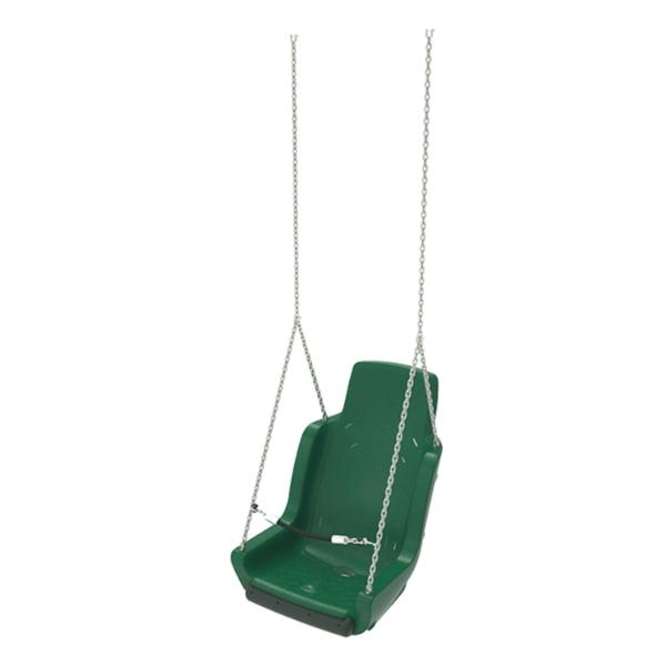 Kiigeiste erivajadustega lastele 'Chainset' roheline