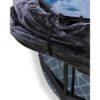 Katusega välibassein 'Stone ' ø300x76cm filterpumbaga, hall