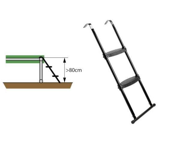 EXIT batuudi redel L (kõrgusega üle 80cm)