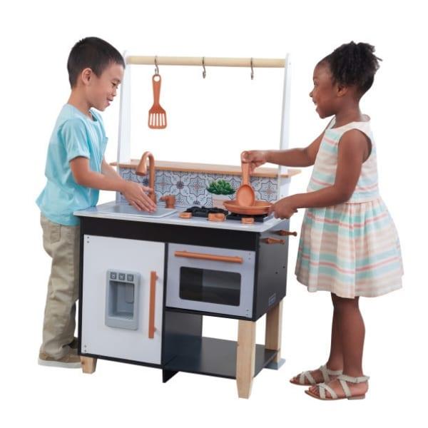 Mänguköök 'KidKraft' Artisan Island Toddle