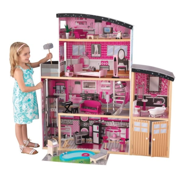 Nukumaja 'KidKraft' Sparkle Mansion
