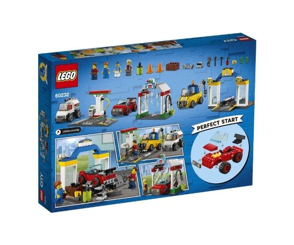 LEGO City Garaažikeskus