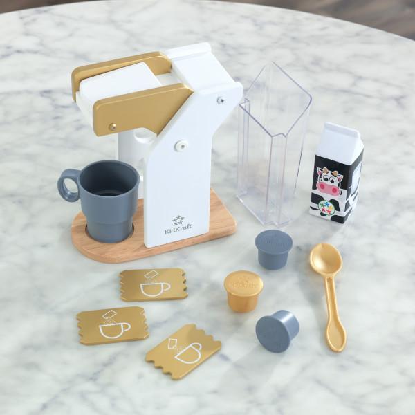 11-osaline kohvivalmistamise komplekt 'KidKraft' Coffee Modern Metallics™