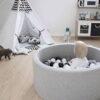 Pallimeri ümmargune Meow