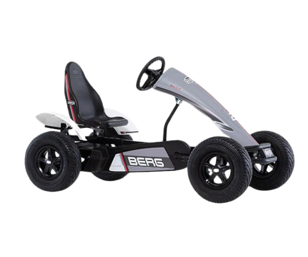 Pedaalidega kartauto Berg Race GTS BFR