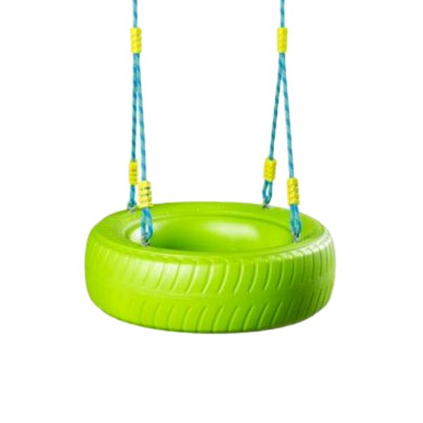 Autorehv kiikumiseks Ø55cm (roheline)