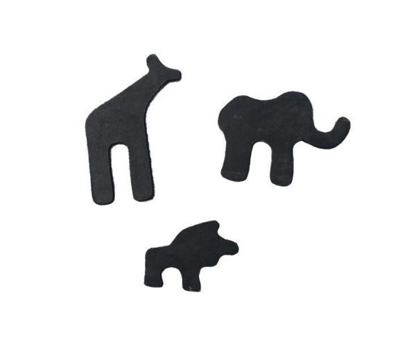 Kriiditahvel Safari, 3 tk komplektis
