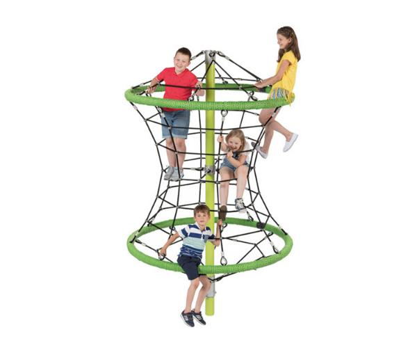 Mänguväljak võrkpüramiid Perry 2,64m