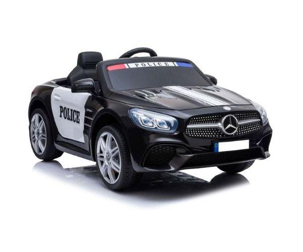 Laste elektriline auto Mercedes SL500 politsei