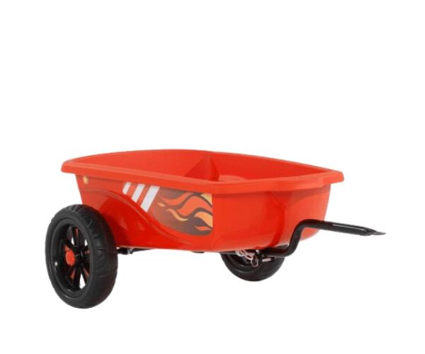 Käru EXIT Foxy Fire kartautole, punane