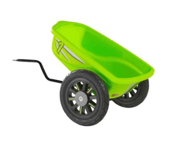 Käru EXIT Spider Green ja Cheetah kartautole, roheline