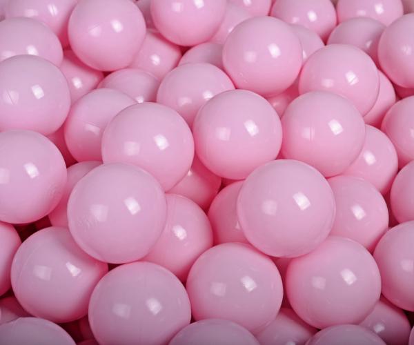 Pallimere pallid pastelne roosa
