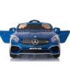 Elektriline auto Mercedes SL65 sinine, puldiga