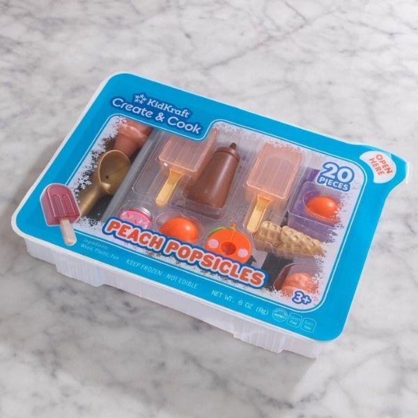 Jäätisekomplekt 'KidKraft' Peach Popsicles