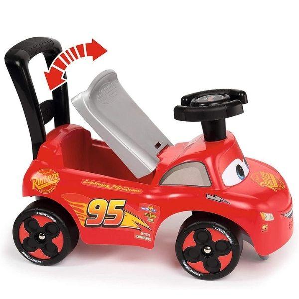 Smoby pealeistutav auto Cars 3