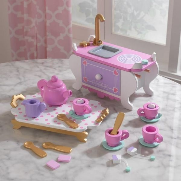 Teekomplekt 'KidKraft' Let's Pretend: Tea Time
