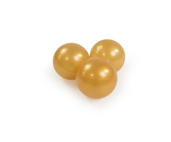Pallimere pallid MeowBaby 7cm 50palli (kuldne)
