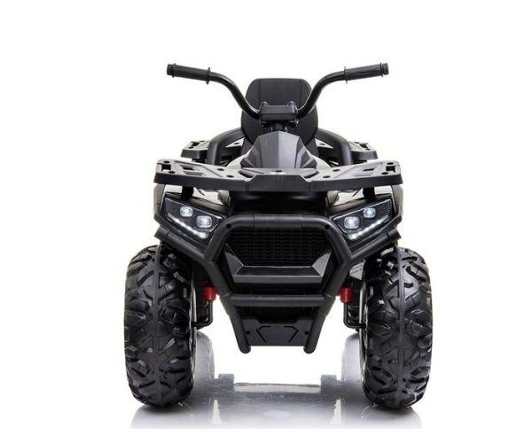 Laste elektriline ATV Spyder Desert 4×45W, must