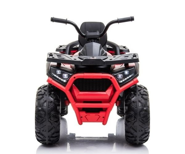 Laste elektriline ATV Spyder Desert 4×45W, punane