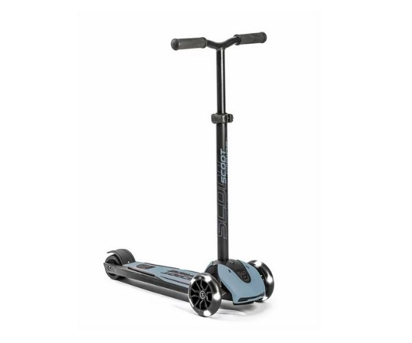 Tõukeratas Scoot and Ride Highwaykick 5 (Steel), alates 5+