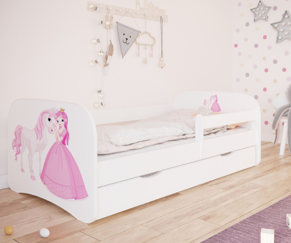 Lastevoodi 'Babydreams' voodikastig
