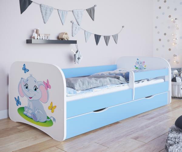 Lastevoodi 'Babydreams' voodikastiga (4)