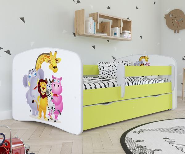 Lastevoodi 'Babydreams' voodikastiga (5)