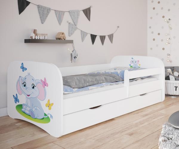 Lastevoodi 'Babydreams' voodikastiga